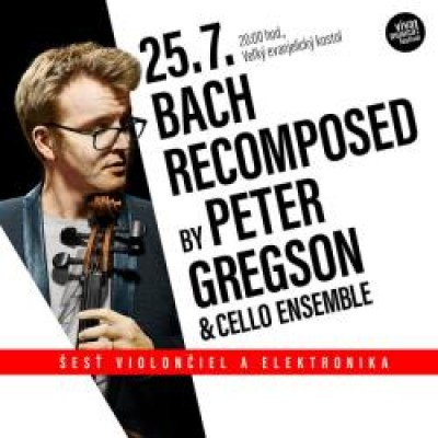 BACH RECOMPOSED BY PETER GREGSON