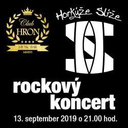 HORKÝŽE SLÍŽE – rockový koncert