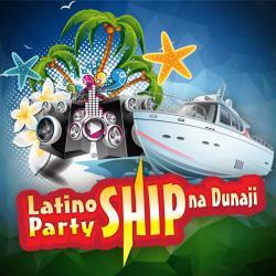 Latino Party Ship na Dunaji