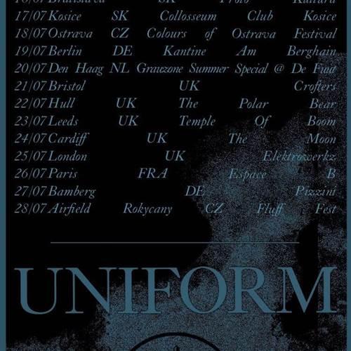 Uniform (USA) + support