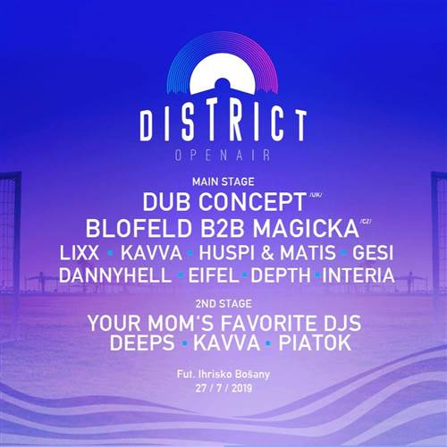 District Open Air 2019
