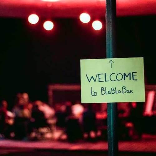 BlaBlaBar #8: English edition (jazyková kaviareň / language café)
