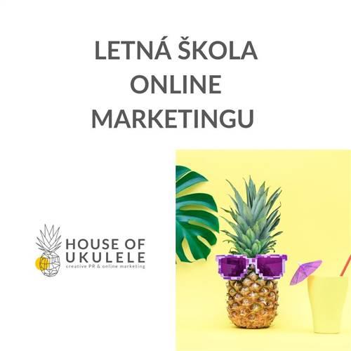 LETNÁ ŠKOLA online marketingu