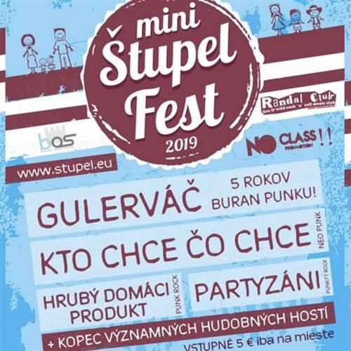 MiniŠtupelFest 2019
