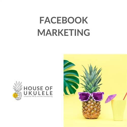 Facebook Marketing - workshop
