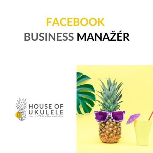 Facebook Business Manažér - workshop