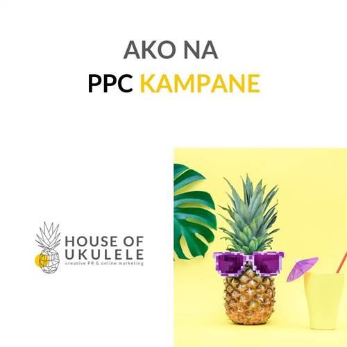 Ako na PPC kampane workshop