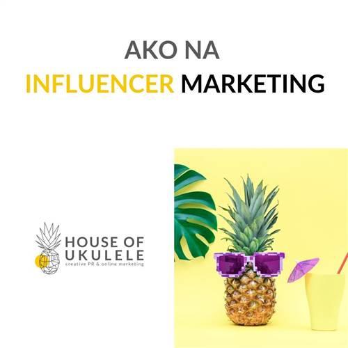Ako na influencer marketing - prednáška
