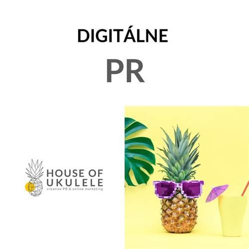 Digitálne PR - prednáška
