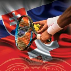 Davis Cup Slovensko – Švajčiarsko