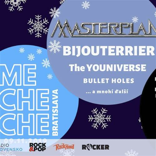 MeCheChe Winter Sesion - after party Rockovej maturity