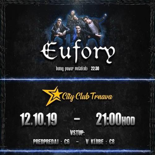 Eufory + Lords of Salem v Trnave!