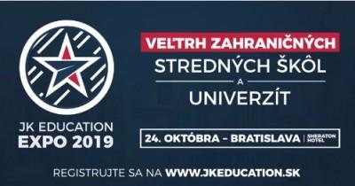 JK Education EXPO 2019