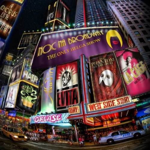 NOC NA BROADWAY: The Only Helga Show