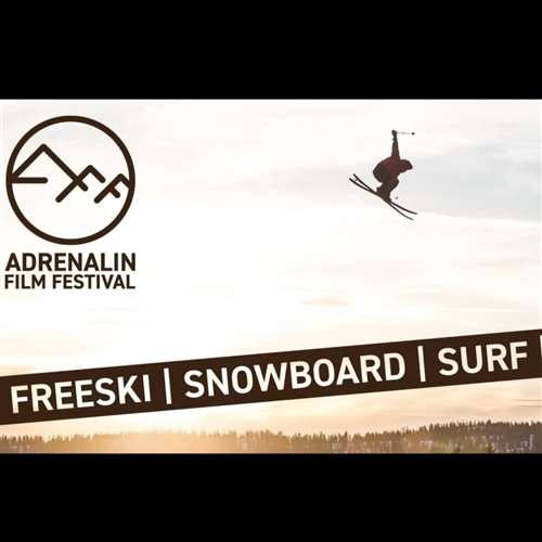 Adrenalin Film Fest 2019 / Bratislava