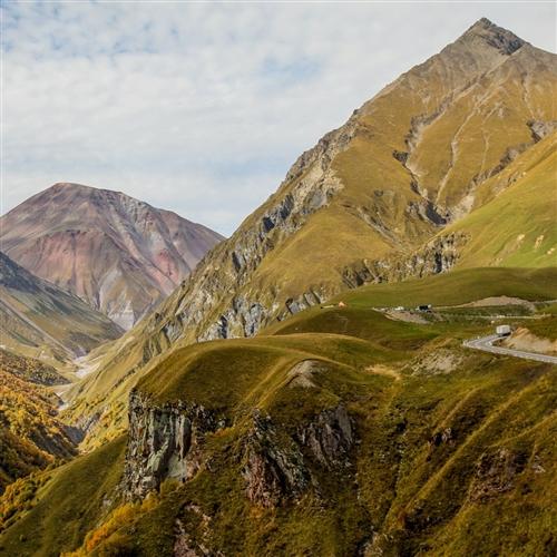 BUBO cestovanie: Gruzínsko