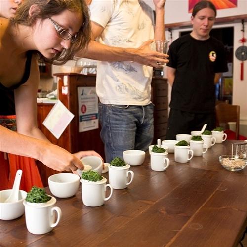 Čajový someliér - úvod do sveta čajov