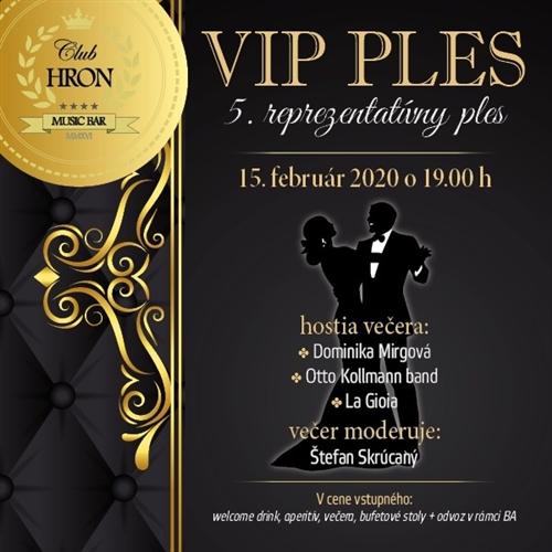 VIP PLES