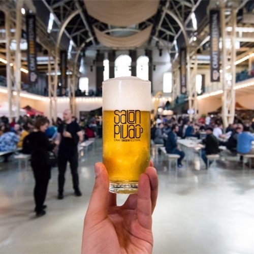 Craft Beer Festival 🍺 Salón Piva APRIL 2020