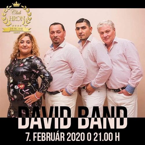DAVID BAND
