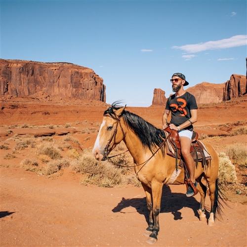BUBO cestovanie: USA Západ
