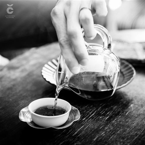 Ochutnávka japonských čajov Koucha