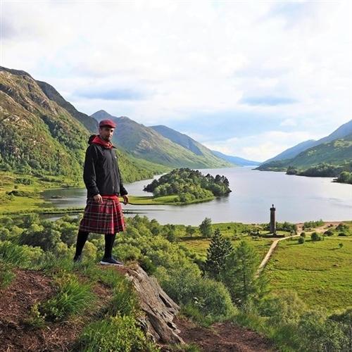 BUBO cestovanie: Škótsko