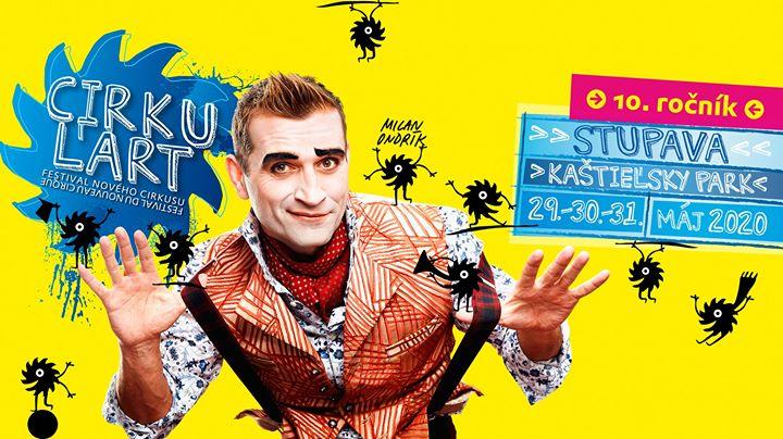 Cirkul´art 2020 - Festival nového cirkusu