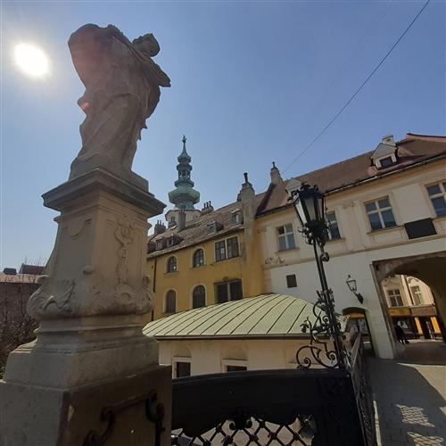 Andrea Turanská - Bratislavské rozprávky