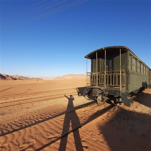 Svetobežnícke kino - ONLINE - Jordánsko